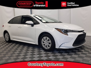 2021 Toyota Corolla L *LOW MILES! - CERTIFIED!* Sedan