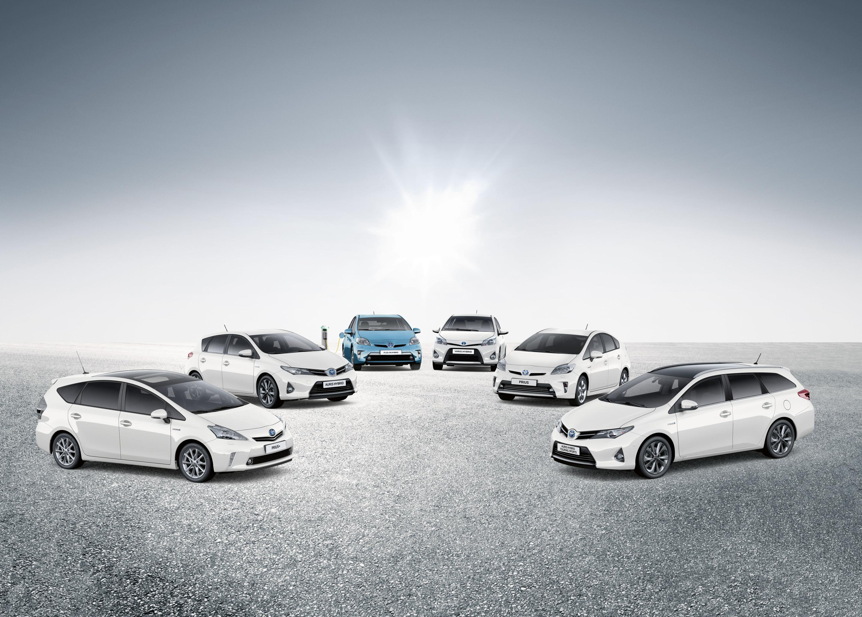Toyota Company Latest Models >> Why Toyota Vehicles Are Reliable Toyota Of Greenville
