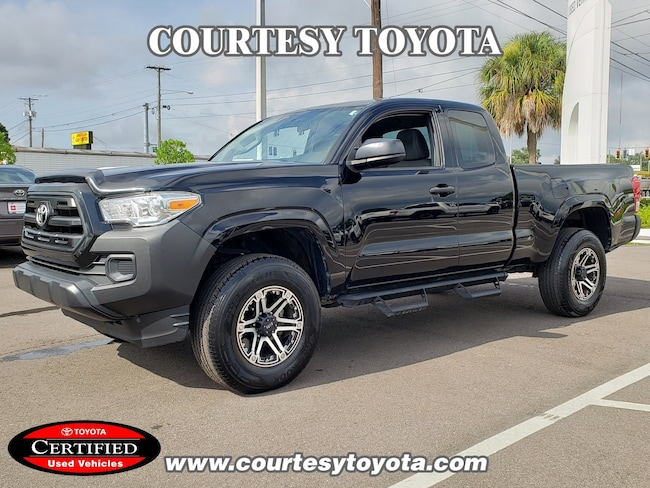 Used 2016 Toyota Tacoma For Sale at Courtesy Toyota of