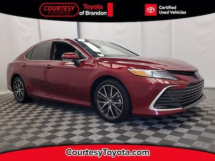 2021 Toyota Camry XLE *LOW MILES! - CERTIFIED!* Sedan