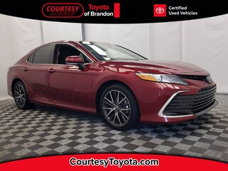 2021 Toyota Camry XLE *LOW MILES! - CERTIFIED!* Sedan