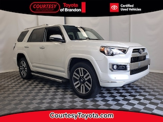 2020 Toyota 4Runner Limited 4WD  ***CERTIFIED*** SUV