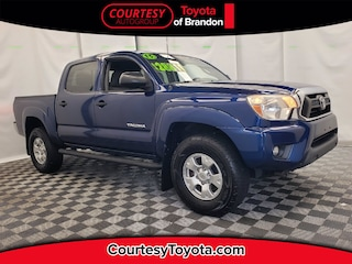 2015 Toyota Tacoma 4WD DOUBLE CAB V6 AT ***TOW PKG*** Truck Double Cab
