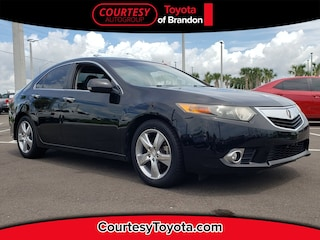 2012 Acura TSX TSX 5-Speed Automatic with Technology Package Sedan