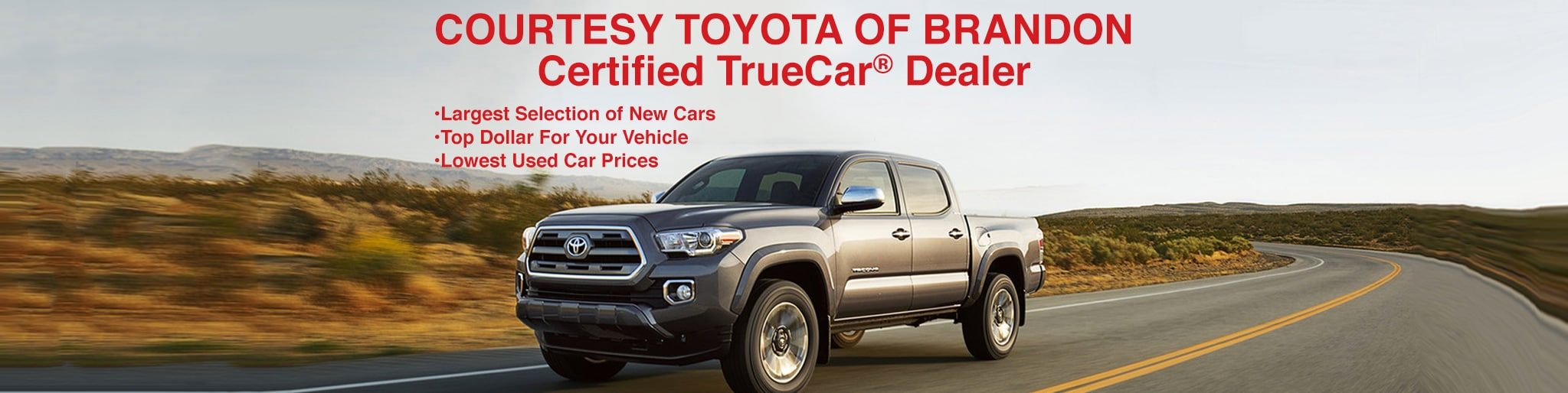 Used Car True Car >> Toyota Truecar Dealer New Used Toyota Certified Truecar Dealer Tampa