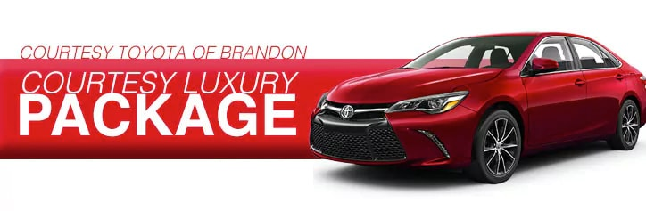 Toyota Of South Florida >> Courtesy Protection Package Benefit Package For New Toyotas At