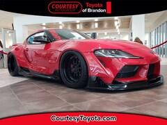 2020 Toyota Supra 3.0 Coupe