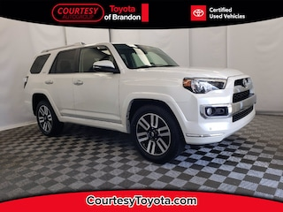 2018 Toyota 4Runner Limited ***CERTIFIED*** SUV