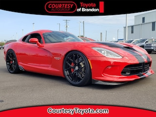 2015 Dodge Viper GTS Coupe