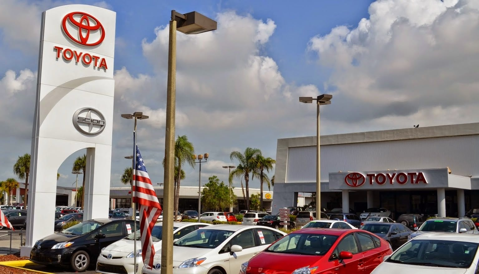 Find Toyota Dealers Near Me In Tampa Bay Fl Toyota