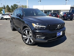 2021 Volvo XC40 Recharge Twin Pure Electric P8 SUV for Sale in Chico, CA at Courtesy Volvo Cars of Chico