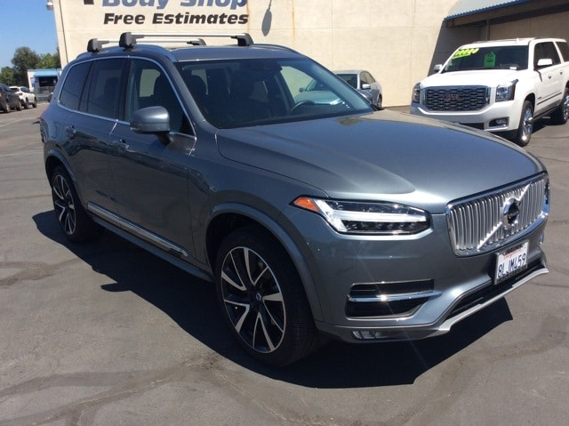 Featured pre-owned vehicles 2019 Volvo XC90 T6 Inscription SUV for sale near you in Chico, CA