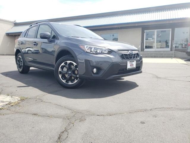 Featured pre-owned vehicles 2021 Subaru Crosstrek Premium SUV for sale near you in Chico, CA