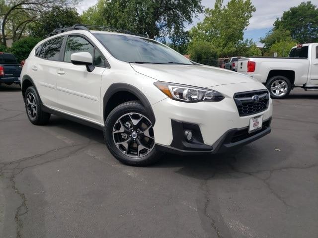 Featured pre-owned vehicles 2018 Subaru Crosstrek 2.0i Premium SUV for sale near you in Chico, CA