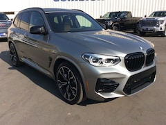 2020 BMW X3 M Competition SAV for Sale in Chico, CA at Courtesy Volvo Cars of Chico