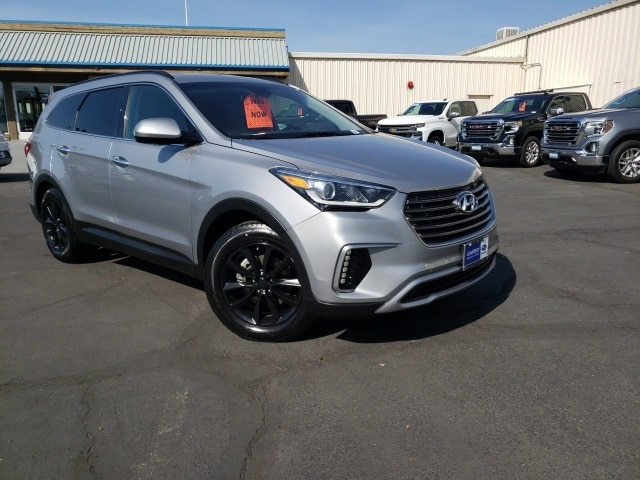 Featured pre-owned vehicles 2018 Hyundai Santa Fe SE SUV for sale near you in Chico, CA