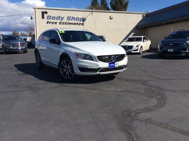 Featured pre-owned vehicles 2016 Volvo V60 Cross Country T5 Wagon for sale near you in Chico, CA