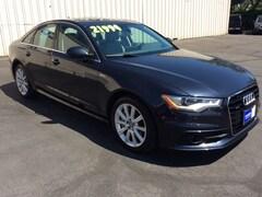 2013 Audi A6 3.0T Prestige Sedan for Sale in Chico, CA at Courtesy Volvo Cars of Chico
