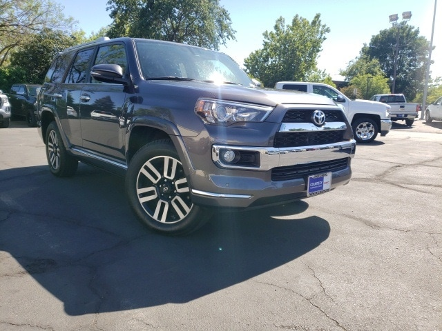 Featured pre-owned vehicles 2018 Toyota 4Runner Limited SUV for sale near you in Chico, CA