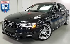 2014 Audi A4 S LINE - TECHNIK - B&O - NAV - CAM - MAN 6 SPEED Sedan