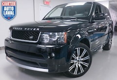 2013 Land Rover Range Rover Sport GT LIMITED! EXT LEATHER - NAV - CAM - 38 000km! VUS
