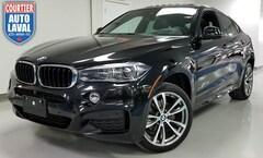 2016 BMW X6 M SPORT - BLACK ON BLACK - DRIVE ASSIST PACK SUV