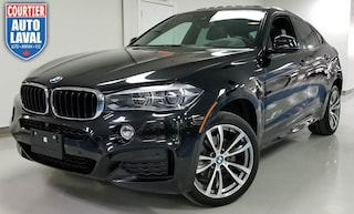 2016 BMW X6 M SPORT - BLACK ON BLACK - DRIVE ASSIST PACK SUV