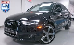2015 Audi Q3 2.0T AWD -  PANO - CAM - NAV - BOSE - BLIND SPOT VUS