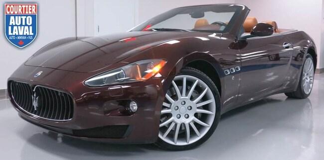 2011 Maserati GranTurismo Convertible - 433 HP!! - 23 000km! Cabriolet