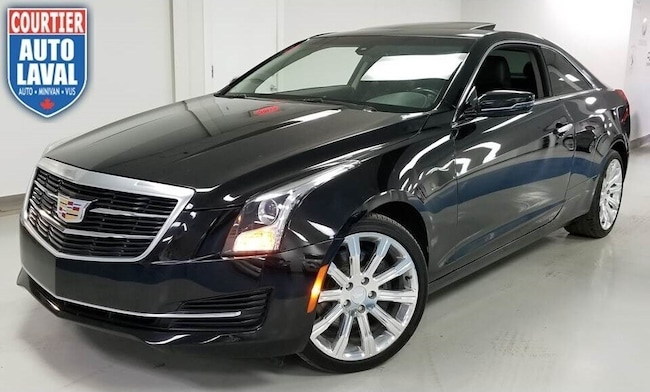 2015 Cadillac ATS 2015 Cadillac ATS 2.0T AWD Coupe