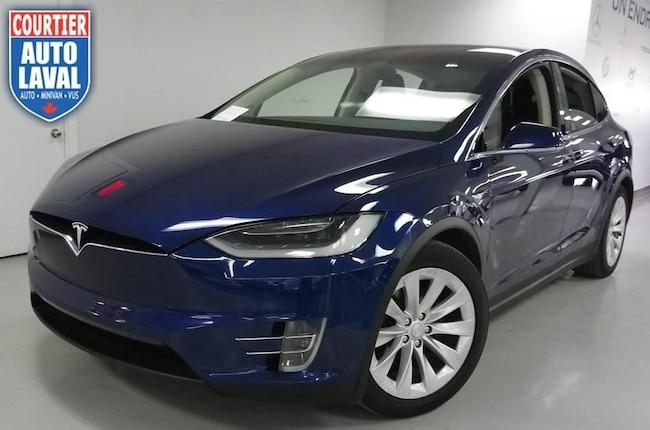 2017 Tesla Model X 100D - AWD - NAV - CAM - 6 PASSAGERS - WEAPON X! SUV