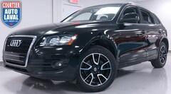 2010 Audi Q5 3.2 QUATTRO - PREMIUM - AWD - BLACK ON BLACK! VUS