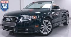 2009 Audi A4 2.0T QUATTRO S LINE - CABRIO - NAV - CUIR - BOSE Décapotable ou cabriolet