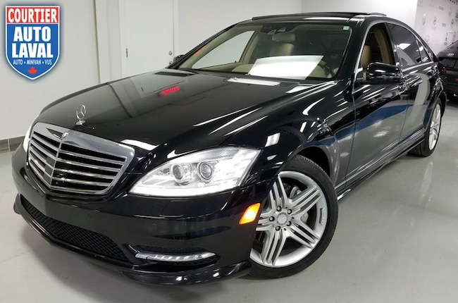 2013 Mercedes-Benz S550 4M - NIGHT VISION - DISTRONIC + DRIVE ASSIST PLUS Berline