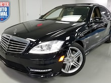 2013 Mercedes-Benz S550 4M - NIGHT VISION - DISTRONIC + DRIVE ASSIST PLUS Sedan