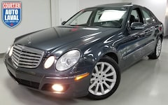 2008 Mercedes-Benz E-Class 4 MATIC AWD SEULEMENT 110 000KM! Sedan