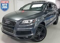 2013 Audi Q7 3.0T Sport - S LINE - AWD - NAV - CAM - TOIT VUS