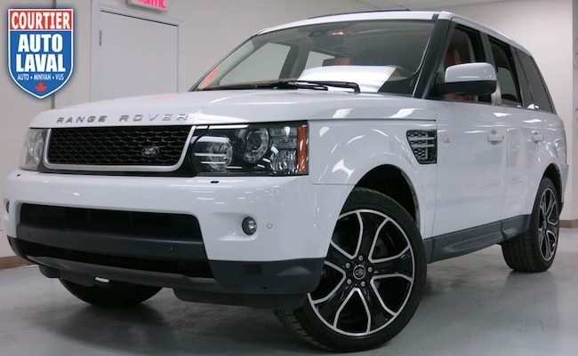 2013 Land Rover Range Rover Sport HSE LUXURY - EXTENDED LEATHER - 360 CAM VUS
