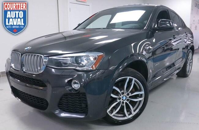 2016 BMW X4 xDrive28i - M SPORT! - NAV - CAM - TOIT VUS