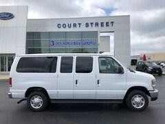 2014 Ford Econoline Wagon XLT Full-size Passenger Van