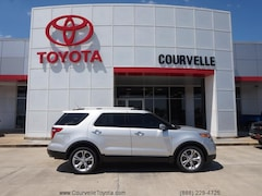Used 2014 Ford Explorer Limited SUV in Opelousas, LA