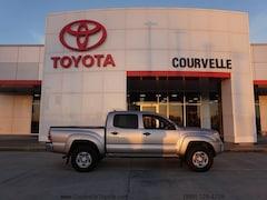 Used 2015 Toyota Tacoma PreRunner V6 Truck Double Cab near Lafayette, LA