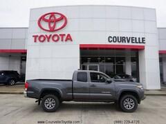 Used 2017 Toyota Tacoma Truck Access Cab near Lafayette, LA