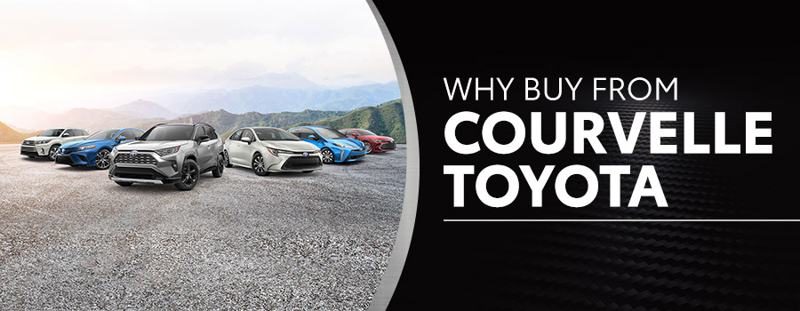 Why Buy From Courvelle Toyota In Opelousas LA