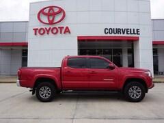 Used 2019 Toyota Tacoma SR5 V6 Truck Double Cab near Lafayette, LA