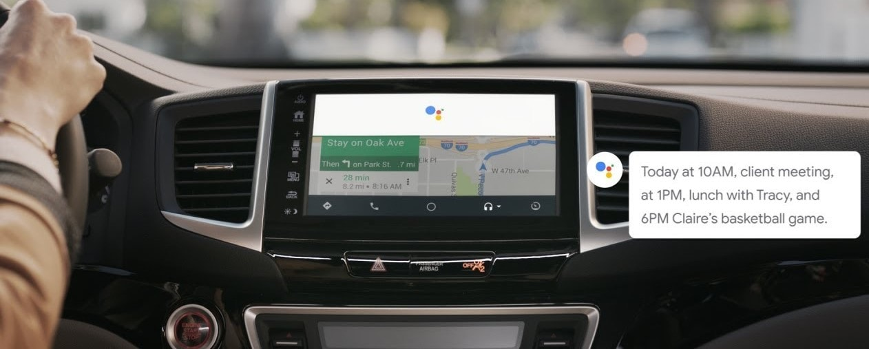 Google Assistant Now On Toyota Models At Courvelle Toyota In Lafayette, LA