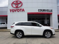 Used 2016 Toyota Highlander Limited V6 SUV near Lafayette, LA