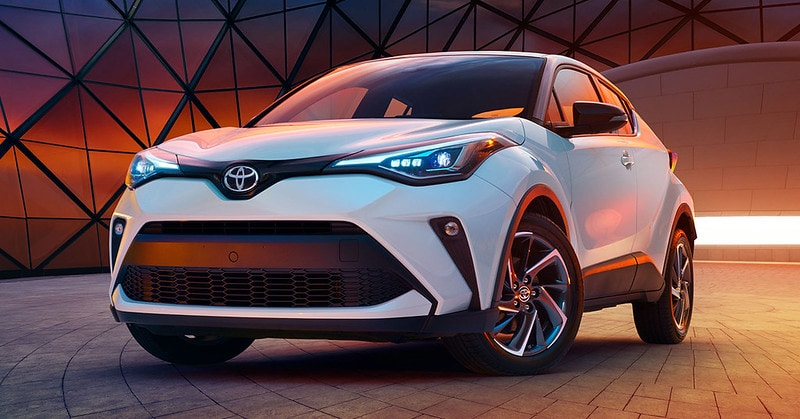 Toyota C-HR At Courvelle Toyota In Lafayette, LA
