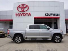 Used 2018 Toyota Tundra 1794 4x4 Truck CrewMax near Lafayette, LA