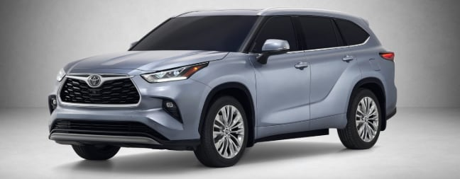 2020 Toyota Highlander Debut Information From Courvelle Toyota In Opelousas, LA
